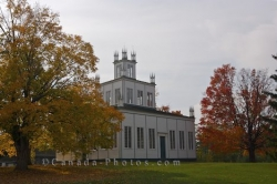Temple Church Historic Landmark Ontario Autumn