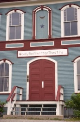 Woody Point Heritage Theatre