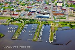Thunder Bay Marina Waterfront Ontario
