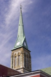 Trinity Church Steeple Saint John New Brunswick