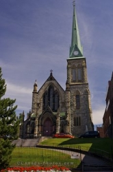 Trinity Church Saint John New Brunswick