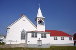 United Baptist Church Seal Cove New Brunswick