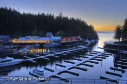 Northern Vancouver Island Vacation Destination Telegraph Cove