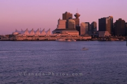 Vancouver British Columbia Skyline Picture