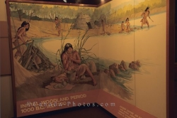 Wall Mural Indian Museum Ontario