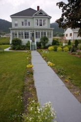 Woody Point Historic Home Newfoundland Canada
