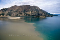 Yukon Beach Kluane National Park