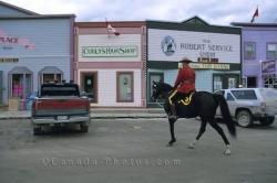 Yukon Gold Rush Dawson City