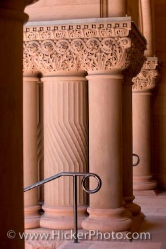 Photo: Architecture Column Details Of Old City Hall Toronto