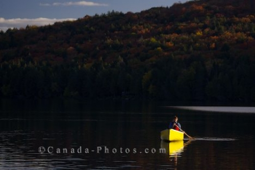 Photo: Autumn Lake Paradise Algonquin Provincial Park