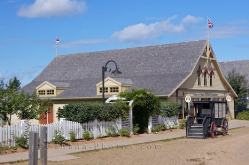 Photo: Avonlea Green Gables Village PEI
