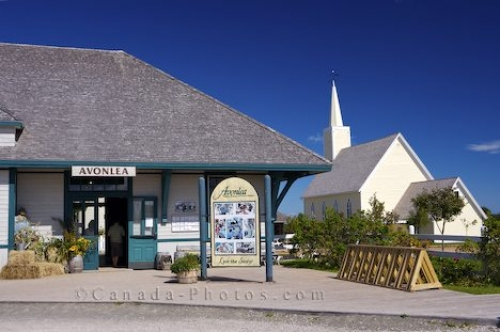 Photo: Avonlea Shop Cavendish Prince Edward Island