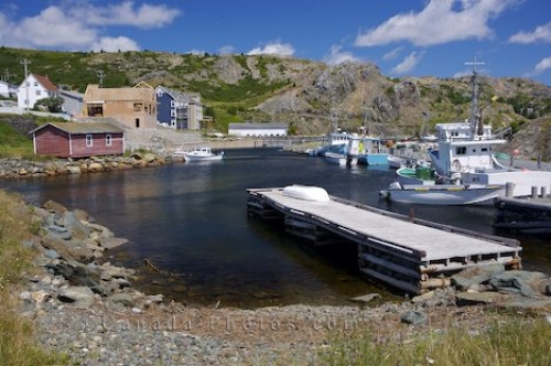 Photo: Brigus Town Avalon Peninsula Newfoundland Labrador Canada