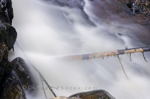 Photo: Cabot Trail Waterfall Cape Breton Nova Scotia