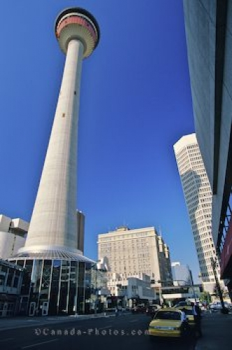 Photo: Calgary Tower Picture