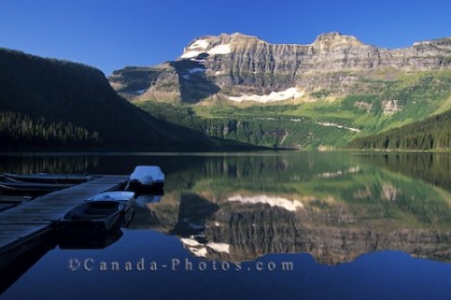 Photo: Cameron Lake Alberta