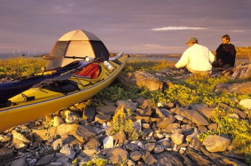 Photo: Adventure Camping Newfoundland