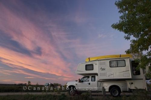 Photo: Camping Sunset Outaouais Quebec