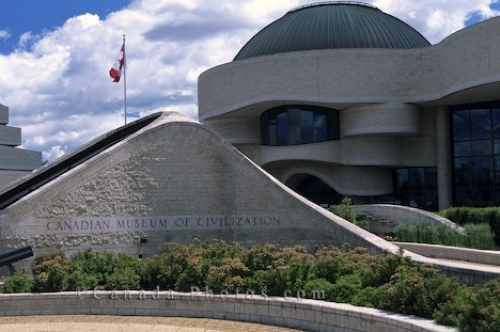 Photo: Canadian Museum Civilization Quebec