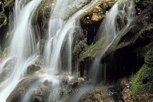 Photo: Cape Breton Park Waterfall