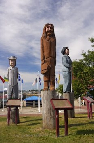 Photo: Carvings Saint John New Brunswick