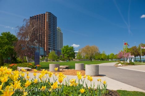 Photo: Dieppe Gardens Windsor City Ontario Canada