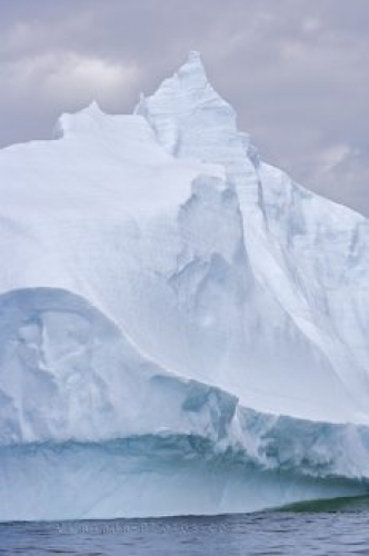 Photo: Iceberg Mountain Iceberg Alley Newfoundland