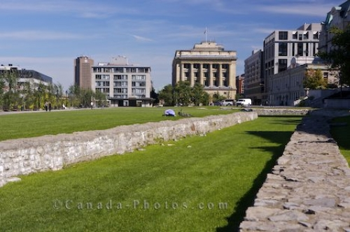 Photo: Champ De Mars Old Montreal