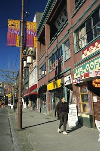 Photo: Chinatown Vancouver BC