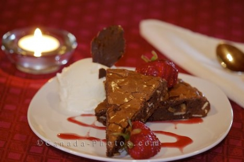 Photo: Chocolate Dessert
