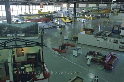 Photo: City Aviation Museum Sault Ste Marie