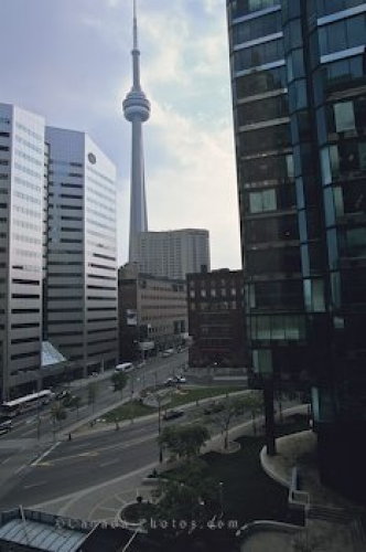 Photo: CN Tower Toronto Ontario