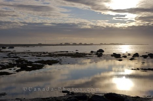 Photo: Peninsula Homes L Anse Aux Meadows Sunset