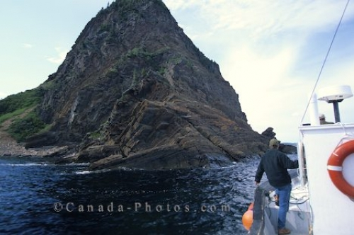 Photo: Exploring Coastlines By Boat