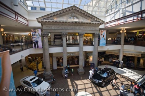 Photo: Cornwall Shopping Centre Regina City Saskatchewan