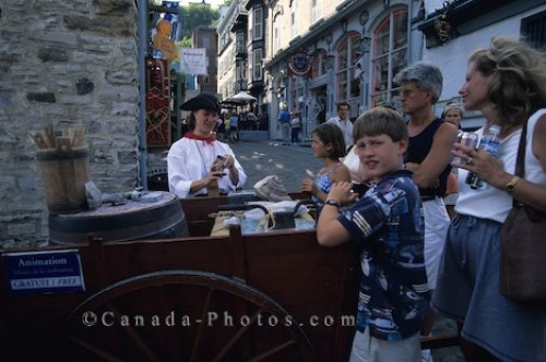 Photo: Downtown Quebec City