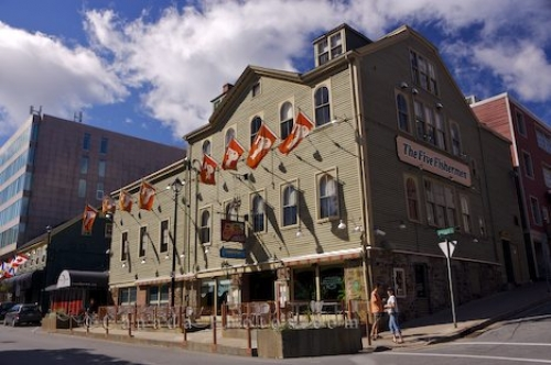 Photo: Five Fishermen Restaurant Halifax Nova Scotia