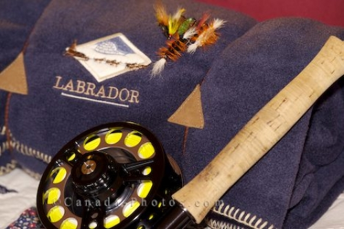 Photo: Fly Fishing Gear Southern Labrador