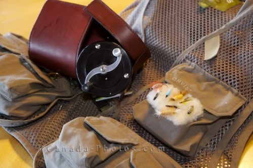 Photo: Fly Fishing Supplies Picture