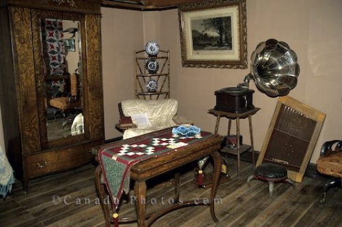 Photo: Fort Macleod History