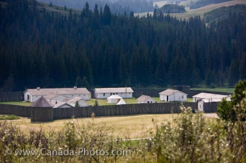 Photo: Fort Walsh National Historic Site Saskatchewan Canada