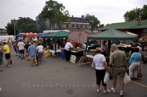 Photo: Fredericton New Brunswick Saturday Market