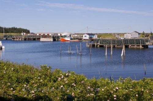 Photo: Gabarus Harbour Nova Scotia