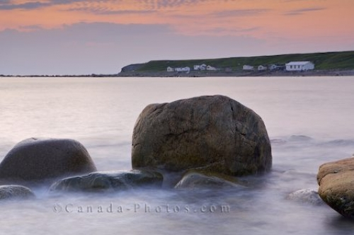 Photo: Green Point Boulders Beach Houses Newfoundland