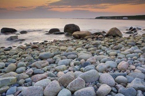 Photo: Green Point Shoreline Sunset Newfoundland Labrador