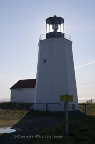 Photo: Historic Cape St Marys Lighthouse Avalon Peninsula Newfoundland