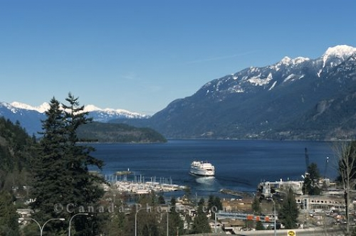 Photo: Horseshoe Bay Ferry Vancouver BC
