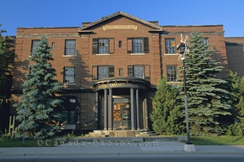 Photo: Hotel Champlain Orillia