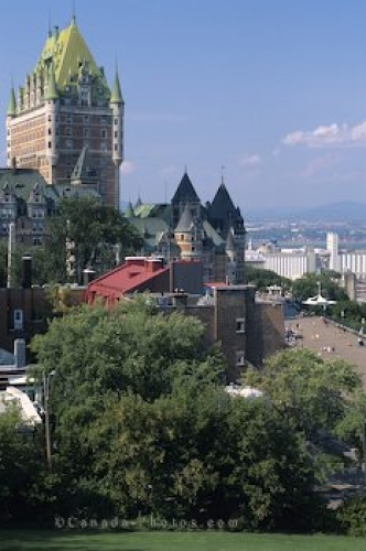 Photo: Hotel Terrasse Dufferin Quebec