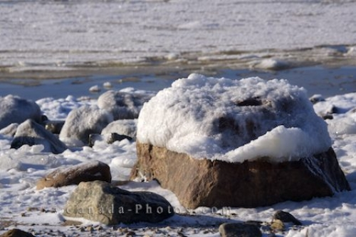 Photo: Hudson Bay Ice